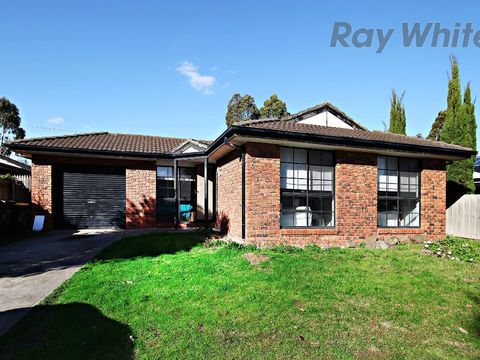 Werribee, 8 Mississippi Place