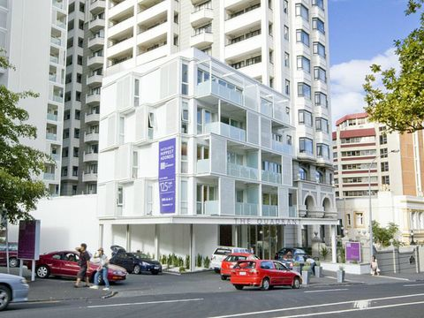 Auckland Central, 1318/10 Waterloo Quadrant