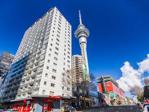 Auckland Central, 34 Kingston Street