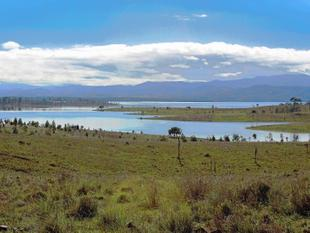 92 Acres with Direct lake access and rare lake frontage - Wivenhoe Pocket