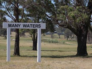 Many Waters - Tenterfield