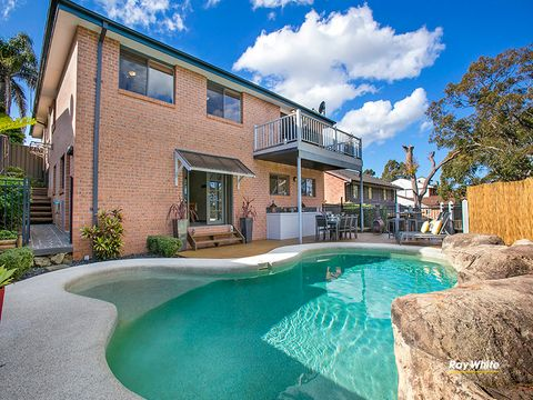 Woronora Heights, 22 Spoonbill Avenue