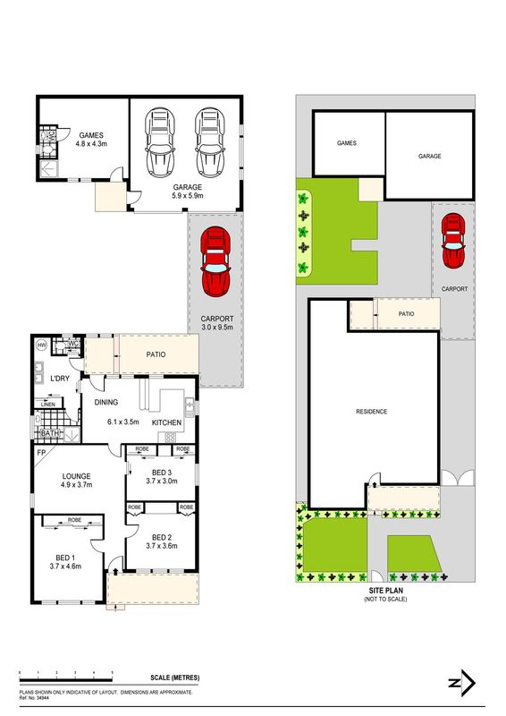 76 sutherland street mascot nsw residential house sold for Mascot homes floor plans