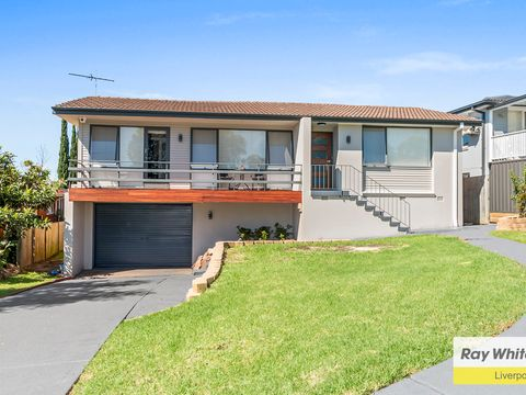 Casula, 10 Colonial Place