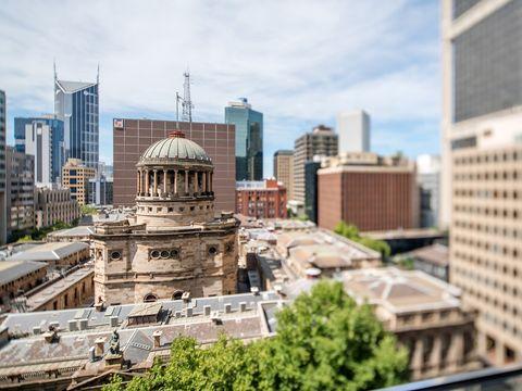 Melbourne, 917/199 William Street